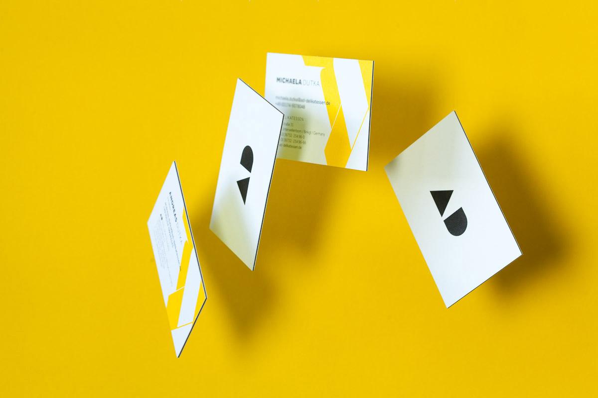 Corporate Design AD Delikatessen