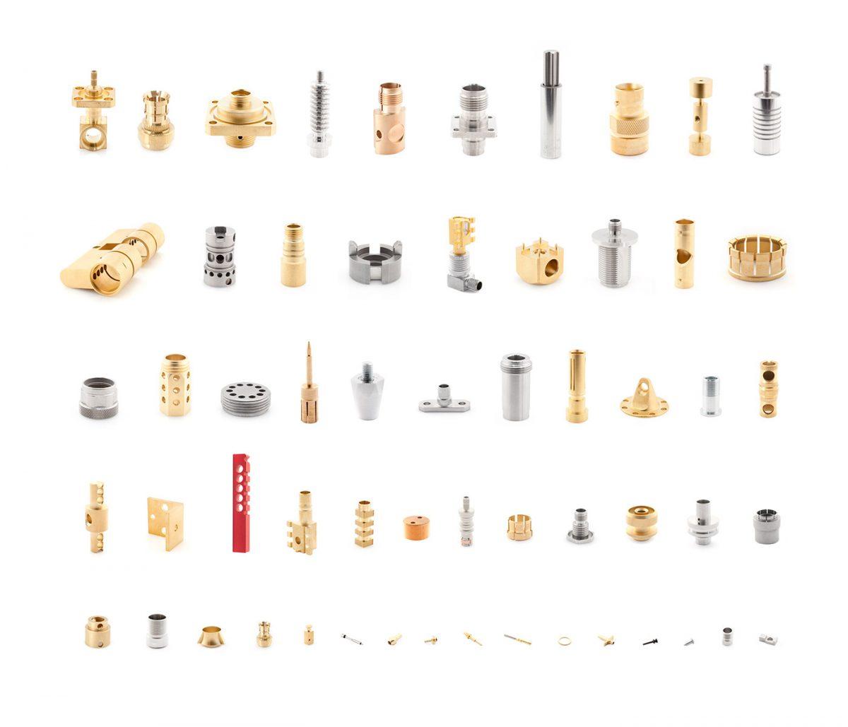Miniatur-Drehteile Herbrig