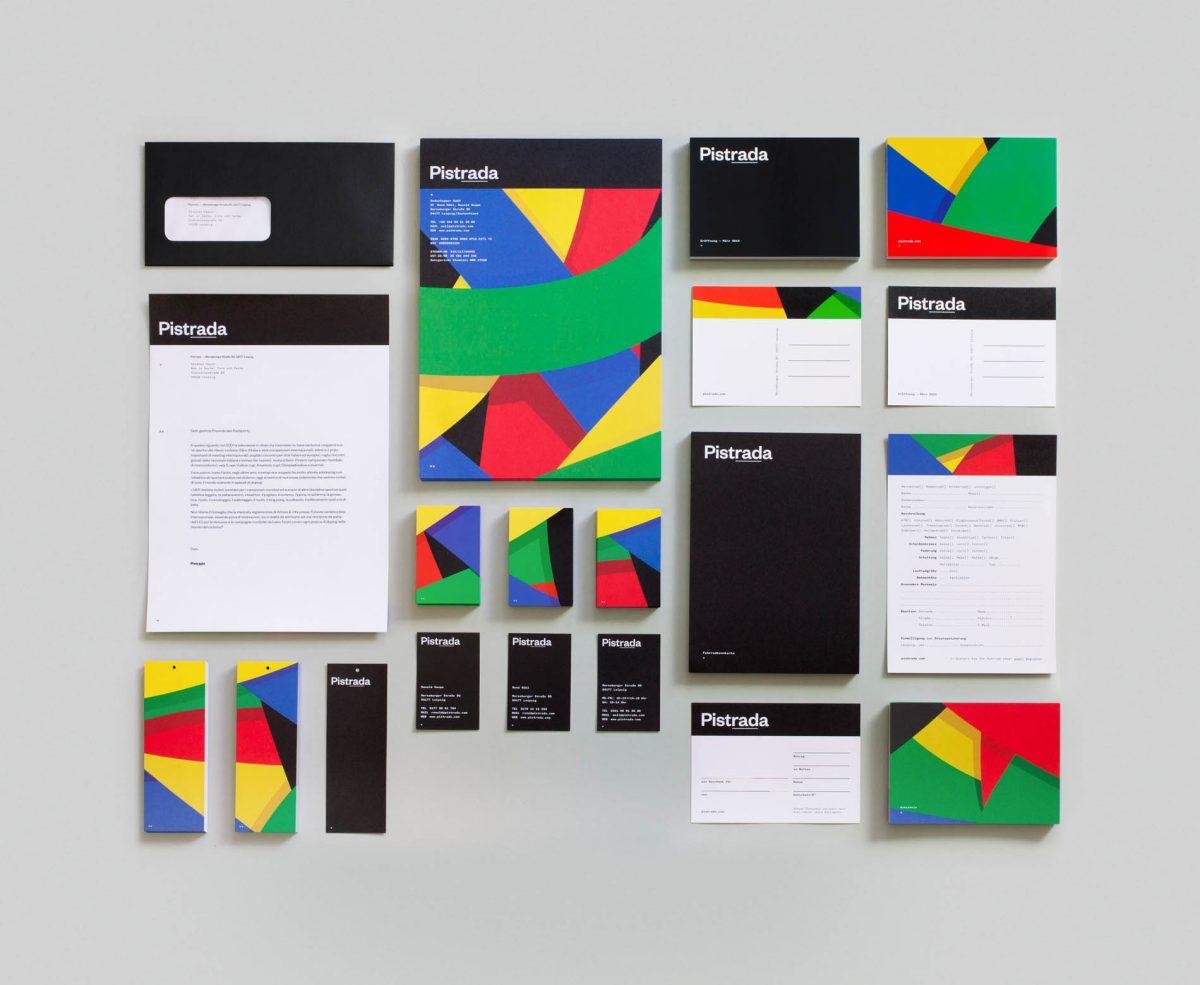 Corporate Design für Pistrada