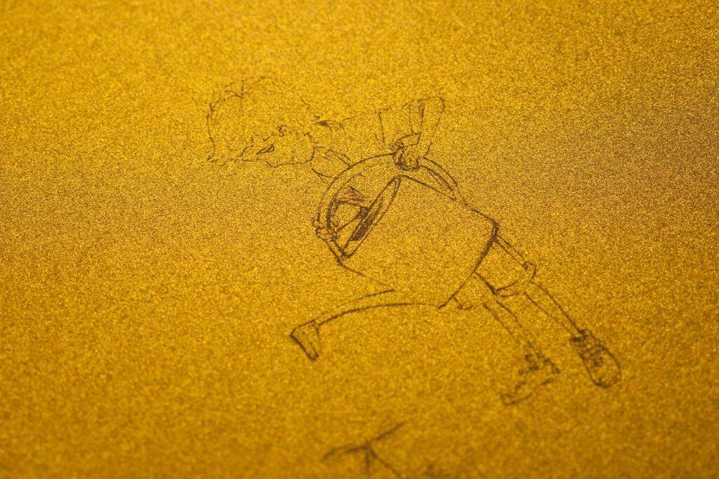 Das Grüne Gold - Illustration Marian Kretschmer