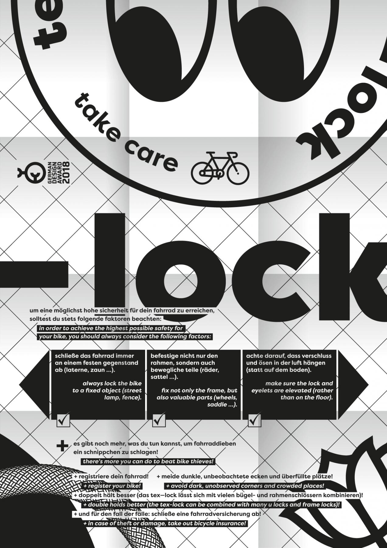 tex—lock Beipackzettel A4 24 Seiten ZickZack-Falz Seite 2